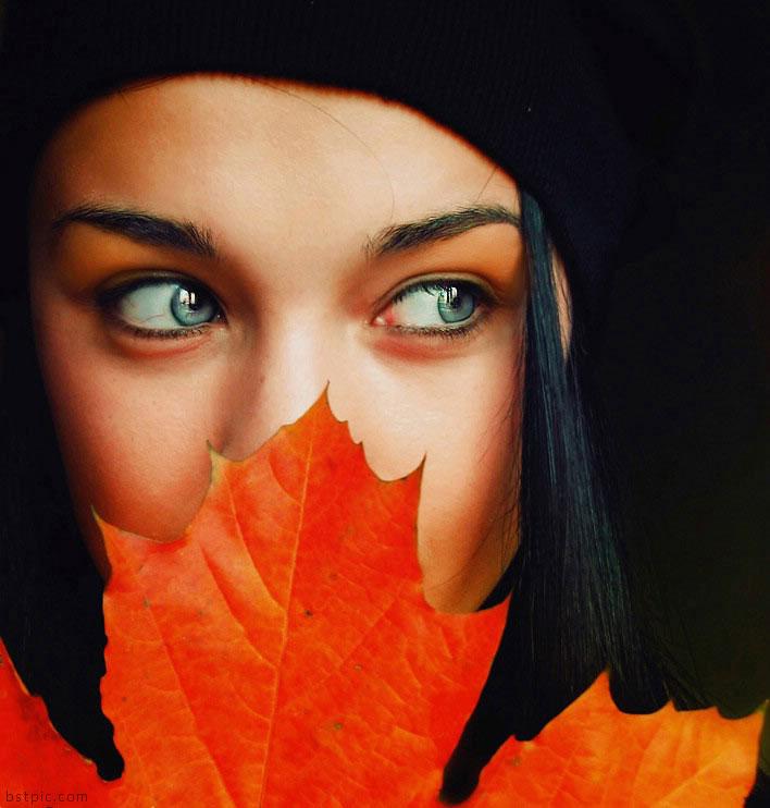 ژست+عکس+چشم